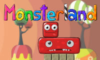 Monsterland. Junior vs Senior