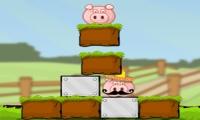 Rescate de cerdos