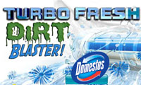 DOMESTOS Turbo Fresh Dirt Blaster