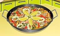 паэлья: Кухня Сары