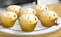 Muffin alla banana: Cucina con Sara