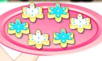 Petits gâteaux sucrés de Noël