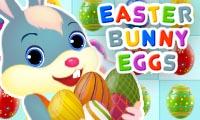 Los huevos del conejo de Pascua