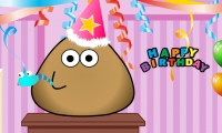 Pou: Happy Birthday