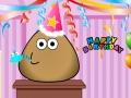 Pou Happy Birthday