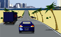 Heat Rush: 3D Car Game
