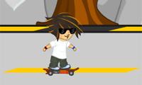 Rocket Skateboard