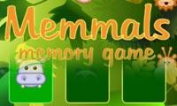 Memmals Memo Game