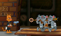 Zombies Mice Annihilation: Gun Game