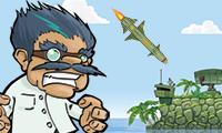 Raketen-Wahnsinn