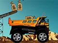 Camion à argent