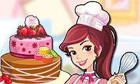Le gâteau de mariage de Bella