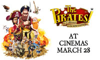 The Pirates!: Perils of Polly
