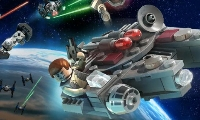 LEGO Star Wars Microfighters Game