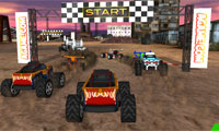 Demolitore di Monster Truck