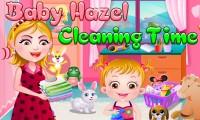 Baby Hazel: Städdags
