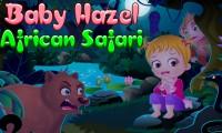 Baby Hazel: Safari i Afrika