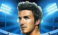 Puzzle de famosos: los Beckham