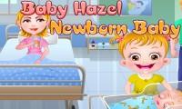 Bébé Hazel : nouveau-né