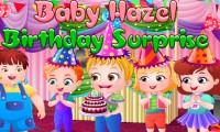 Piccola Hazel: sorpresa di compleanno