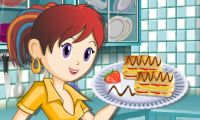 Napoleon Pastries: Sara's Cooking Class
