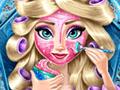 Real Makeover: Elsa de Frozen