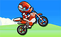 Champion de motocross