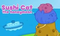 Sushi gatto: la luna di miele