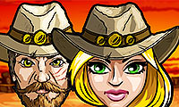 Gunshot Cowboy: Shooting Game with Guns