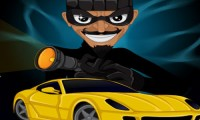 Gare une voiture volée