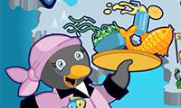Cafetería pingüina 2
