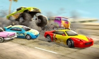 Downtown Drift: 3D Race Car Game