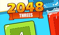 2048: Threes