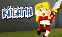 Kogama: Christmas Runner