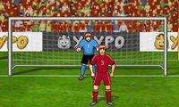 Elfmeter: Fußball-WM Brasilien