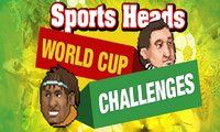 Sports Heads: WK-uitdagingen