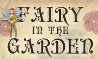 Elfje in de tuin
