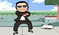 Танец Gangnam Style