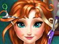 Neue Frisur: Anna aus Die Eiskönigin