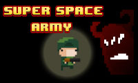Super Space Army: Shooting Game
