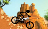 Sepeda Gunung Stickman