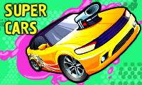 Superauto's stelen