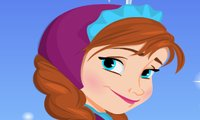 Холодное сердце: приключения Анны