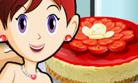 Berry Cheescake: Sara's Cooking Class