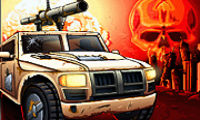 Dead Paradise: Car Shooting Game