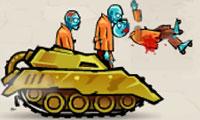 Furia dei carri armati a Zombie City
