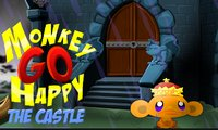 Monkey Go Happy: el castillo