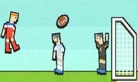 Voetballen maar