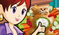 Süßes Häschenbrot: Saras Kochunterricht