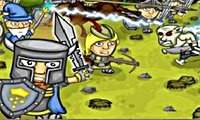 Zombie Crusade: Defense Game